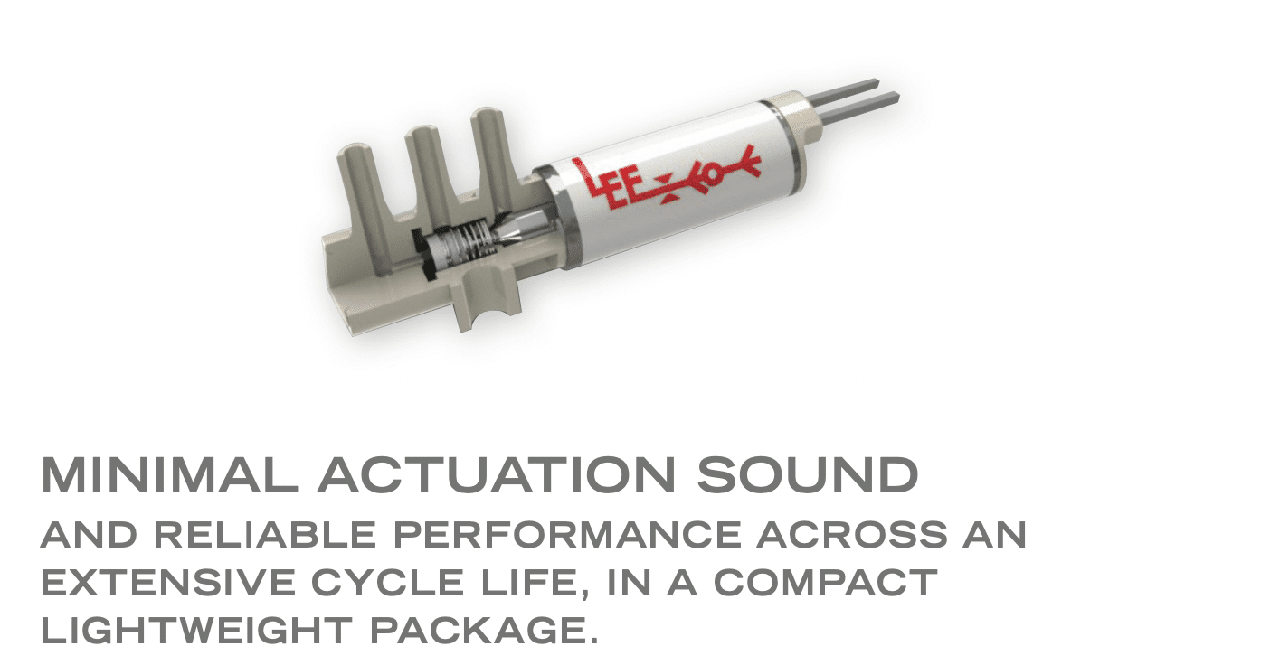 LHQ Series - Minimal actuation sound