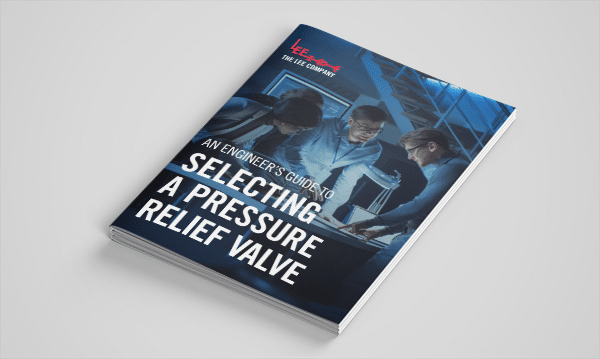 Mockup - An Engineer's Guide to Selecting a Pressure Relief Valve