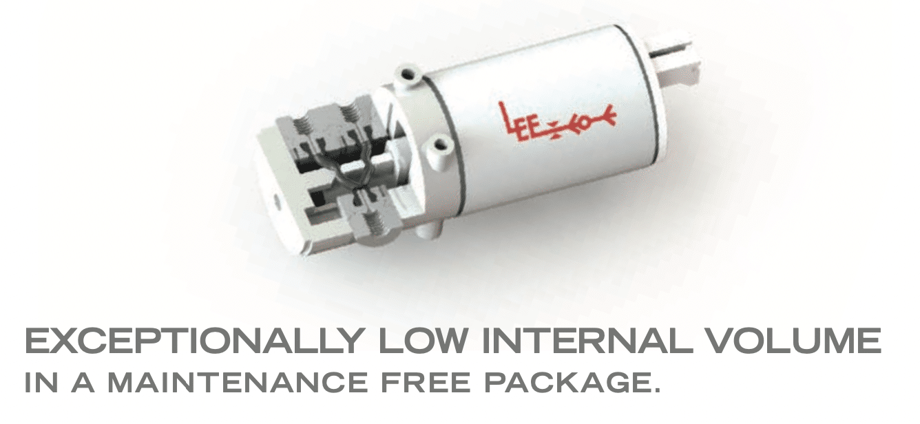 LFY2 Series - Exceptionally low internal volume