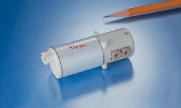 LFY2 Series - 3-way pinch solenoid valve